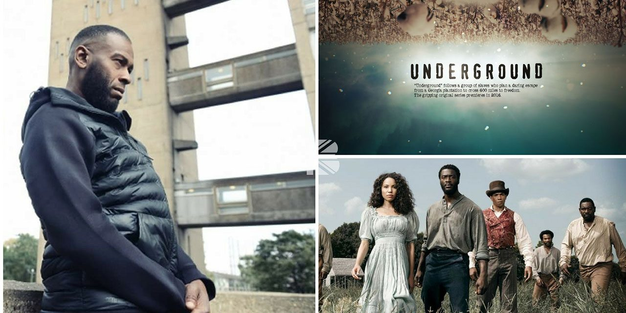 Flowdan Track 'Dons and Divas' ft. Manga Features in Season 2 of Underground Ep 4