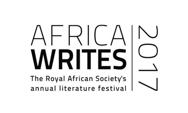 2017 Africa Writes Festival Friday 30 June – Sunday 2 July
