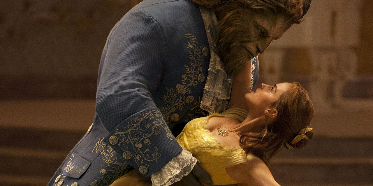 70% #OutOf100 – Beauty and The Beast