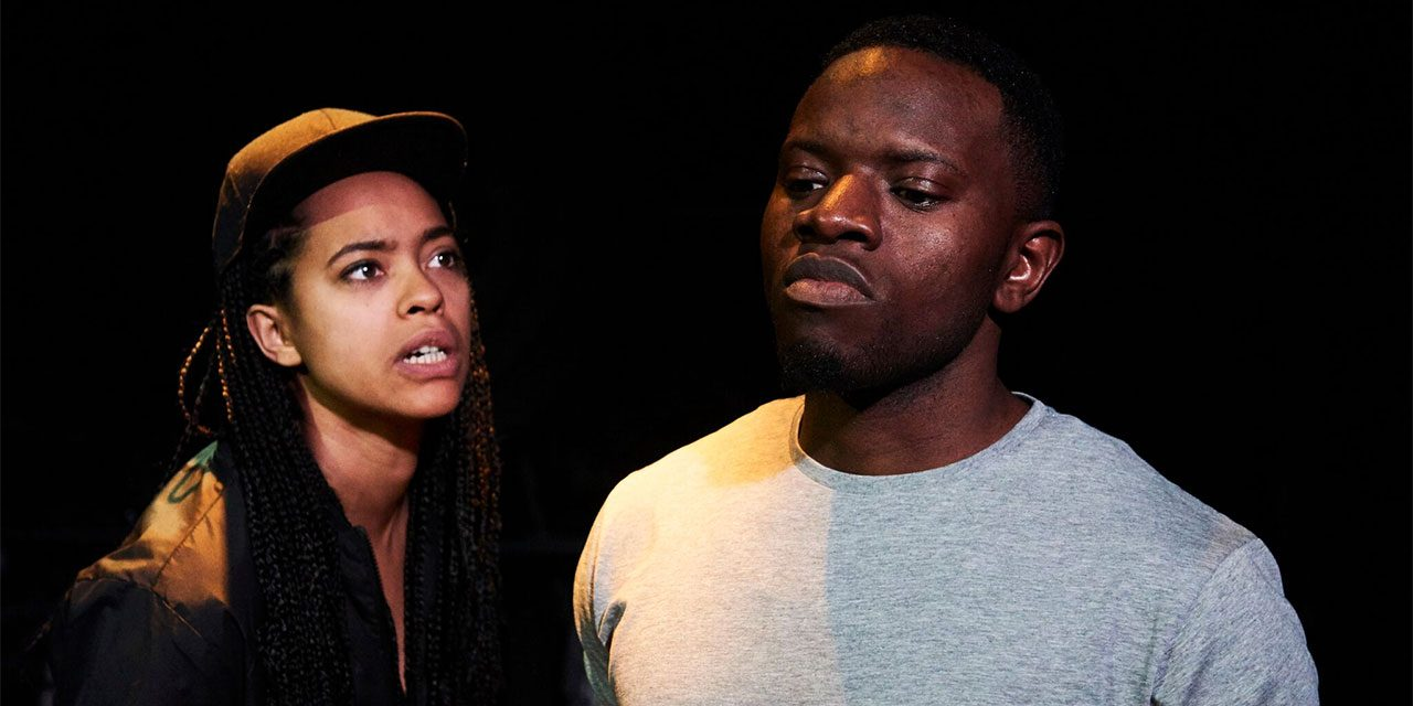 #TBB10 withLeemore Marrett Jr & Amanda WilkinCurrently Starring in New Play, La Ronde