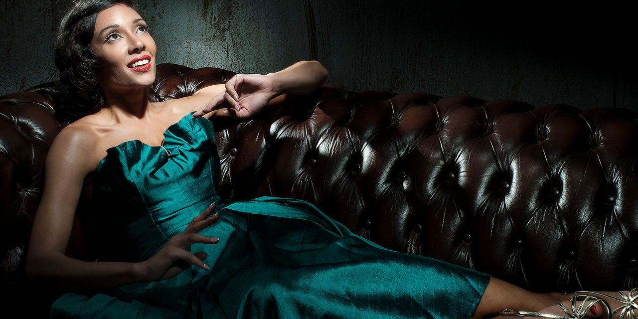 Camilla Beeput's One-Woman Show About Legendary Lena Horne premieres May 2017