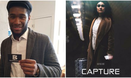 #TBB10 With Actor Andre Fyffe Starring in and Producer of New Short Film 'Capture'