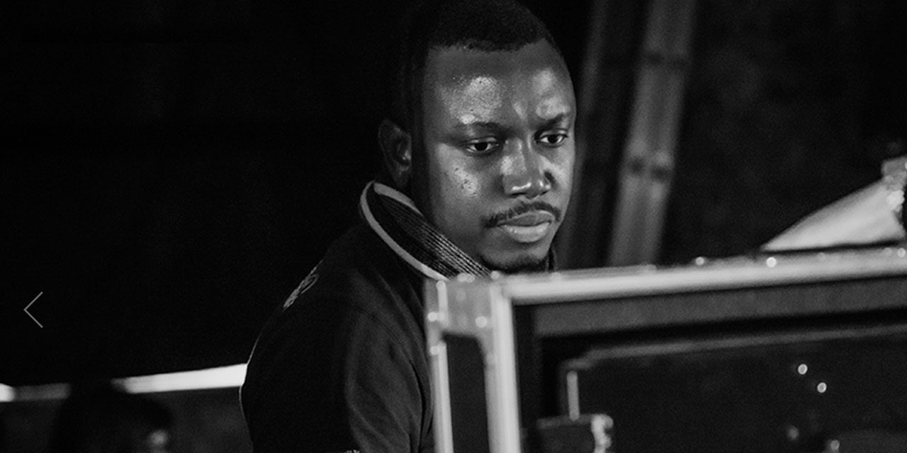 #TBB10 With Ogo Okpue Director of West African Supernatural Thriller Short Film, Cat Face