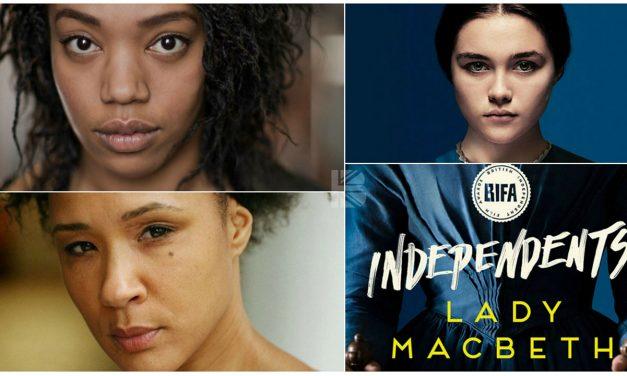 BIFA Screening of Lady Macbeth + Q&A with director Thursday 27th April (Stars Golda Rosheuvel  & Naomi Ackie)
