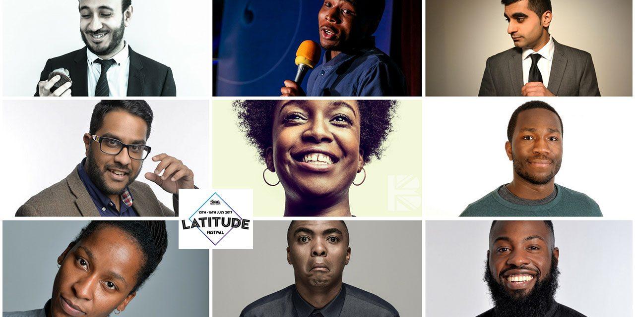 Great Lineup of Diverse Comedians at 2017 Latitude Festival: 13 Jul – 16 Jul 2017