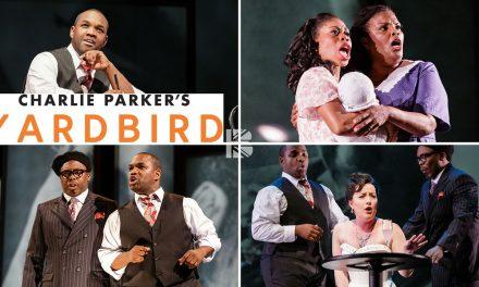 Hackney Empire presents The European première of Charlie Parker's Yardbird