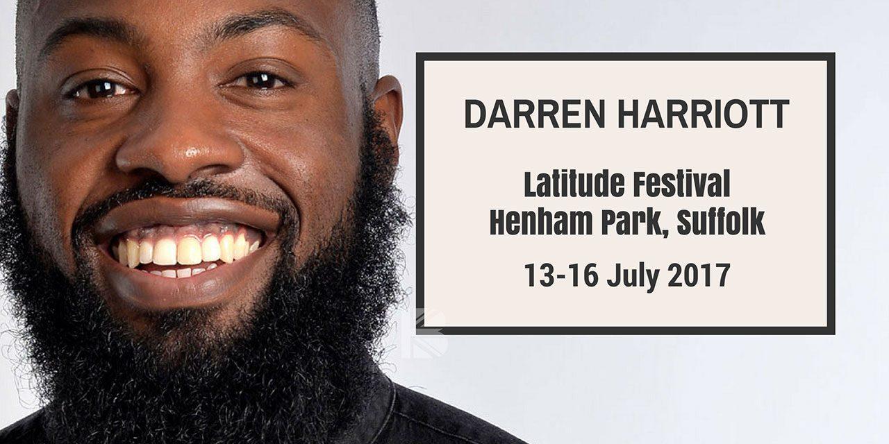 #TBB10 With Comedian Darren Harriott – Ahead of Latitude Festival 2017