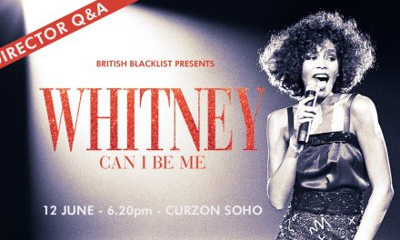 ***This competition is now closed*** Win ONE of TWO Pairs of Tickets to See Whitney Can I Be Me, Monday 12th June