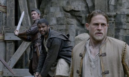 80% #OutOf100 – King Arthur: Legend of the Sword (Well Done Guy Ritchie!)
