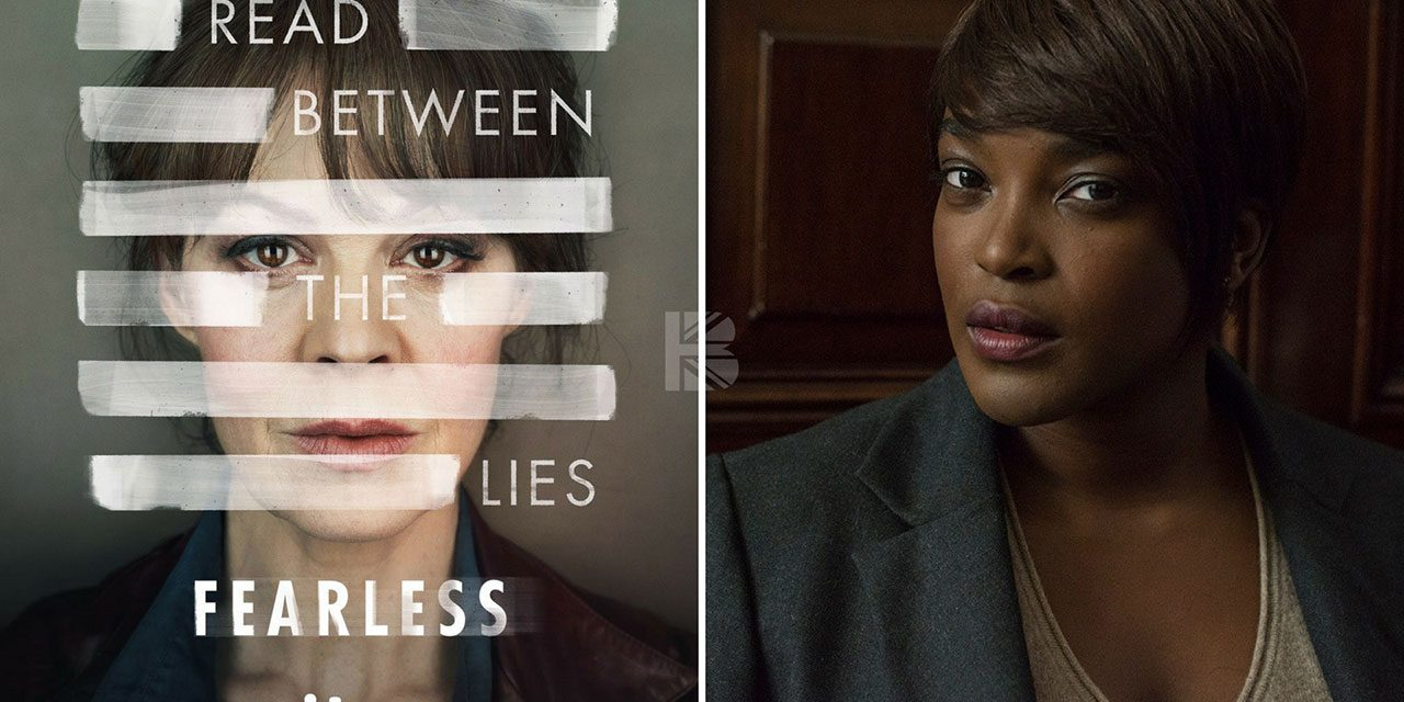 """90% #OutOf100: ITV's Essential New Drama """"Fearless"""" With Central Cast-Member Wunmi Mosaku As Senior Detective!"""