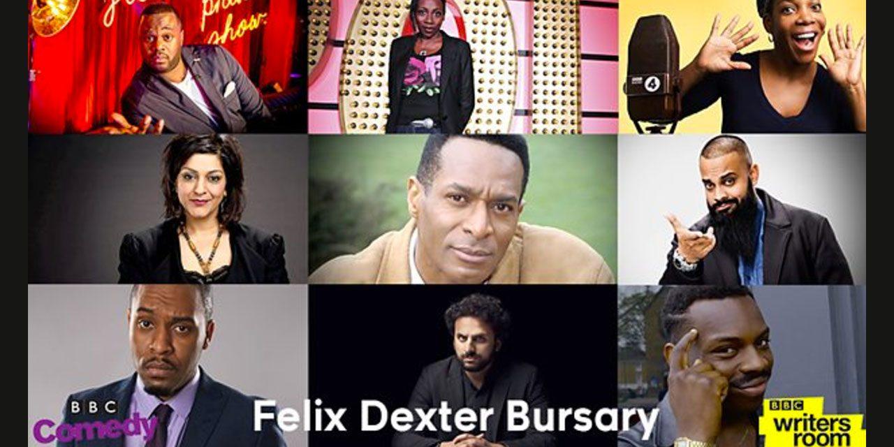 BBC Comedy & BBC Writersroom Launch The Felix Dexter Bursary For BAME Comedy Writers