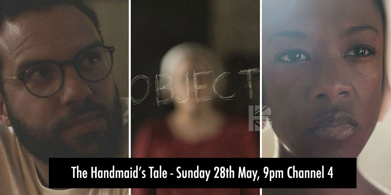 92% #OutOf100 – The Handmaid's Tale Airs On Channel 4, 9pm Sunday 28th May