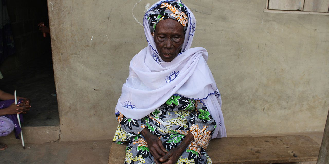 Watch Short Film '7 Questions to My 107 Year Old Grandmother' by Hannah Ajala