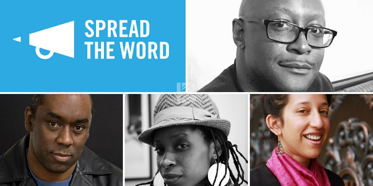 Acclaimed Writers of Colour Join City of Stories Library Initiative This June