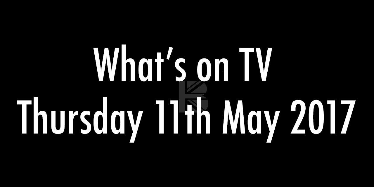 Thursday 11th May 2017