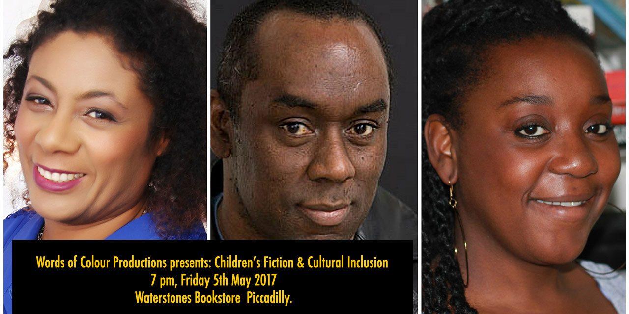 Words of Colour Productions presents: Children's Fiction & Cultural Inclusion Discussion