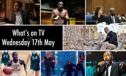 What's On TV – Wednesday 17th May 2017