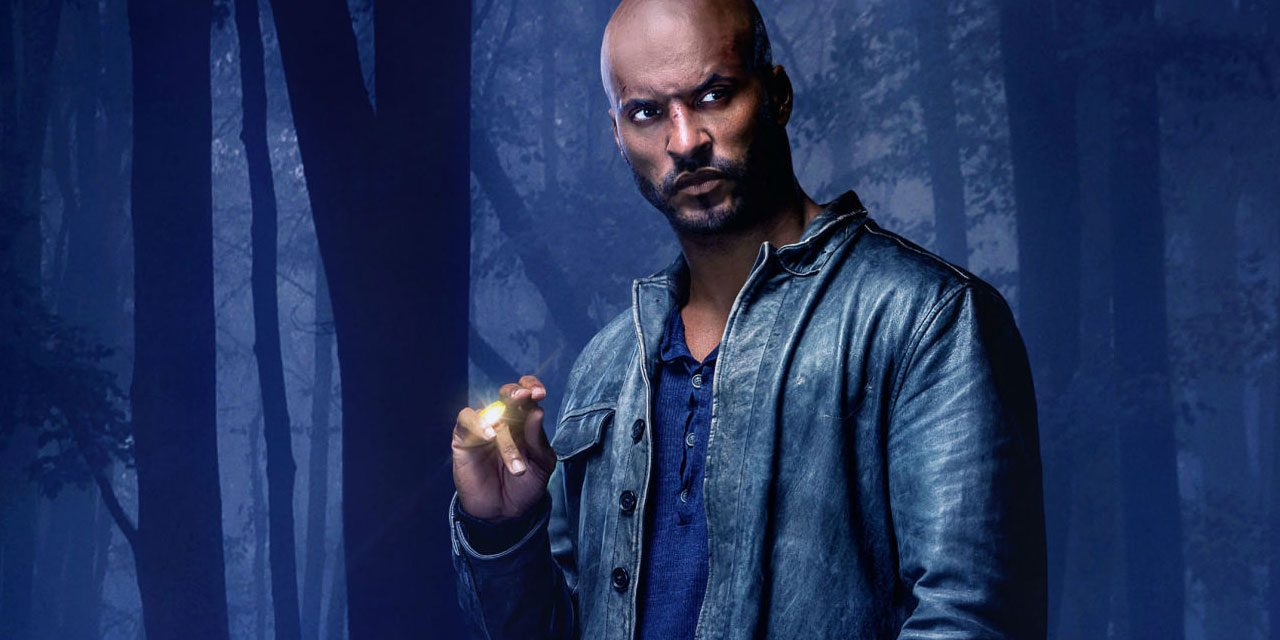 """92% #OutOf100 – Ricky Whittle Earns A Second Season In The Must-See """"American Gods""""!"""