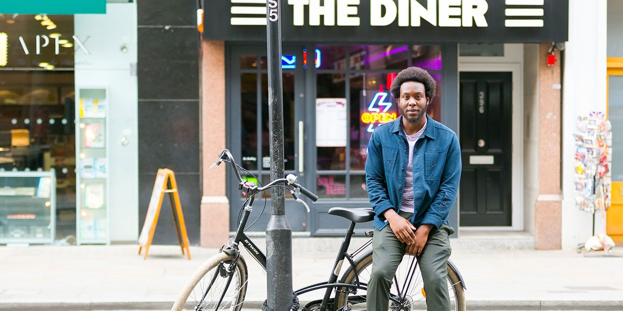 Young People's Laureate for London Caleb Femi Comes to Croydon Library Weds 5th July 2017
