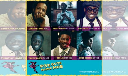 Casting Announced For Clarke Peters' Production Of Hit West End & Broadway Musical Five Guys Named Moe