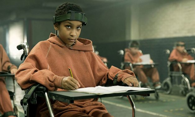 #TBBReview of Sennia Nanua's Feature Debut in Horror-Sci-Fi 'The Girl With All The Gifts'