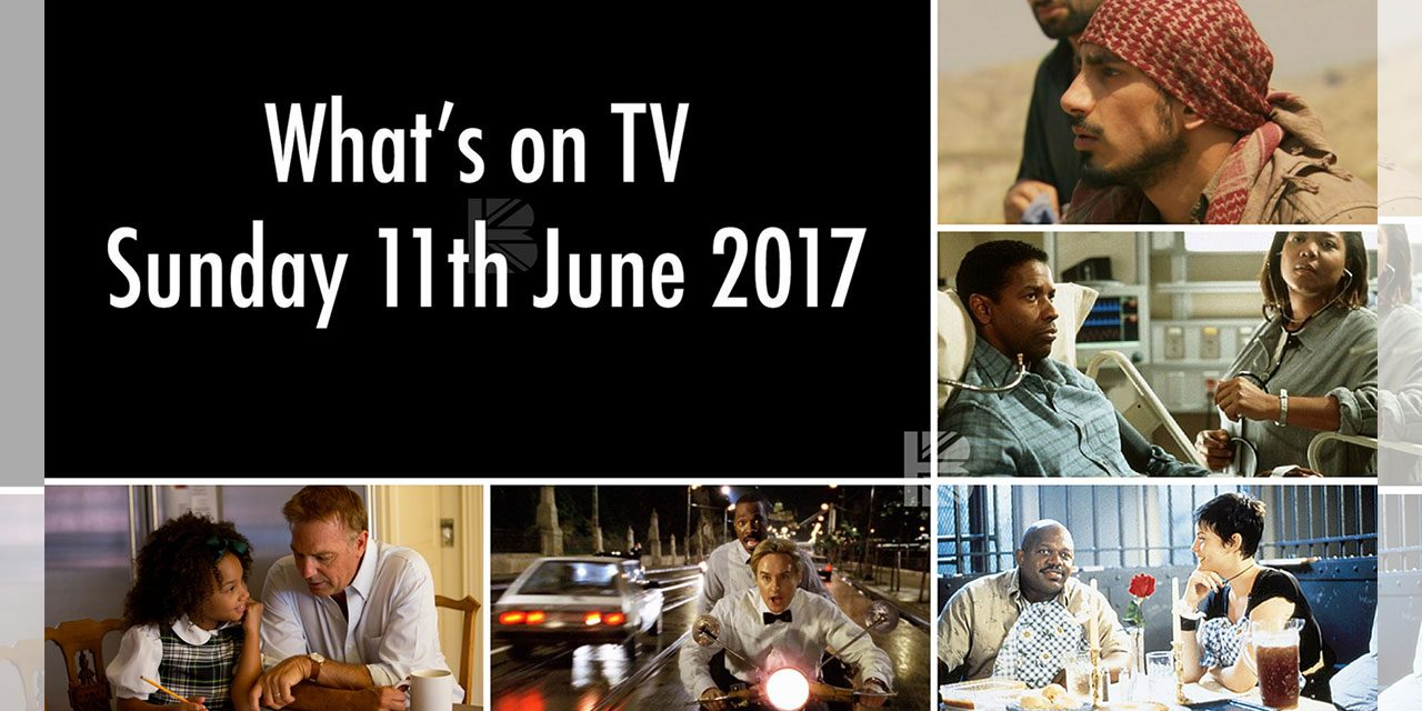 What's On Screen – Sunday 11th June