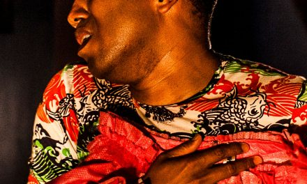What's On – Trajal Harrell: Hoochie Koochie Barbican Every Thursday to Sunday 20th July – 13 Aug 2017