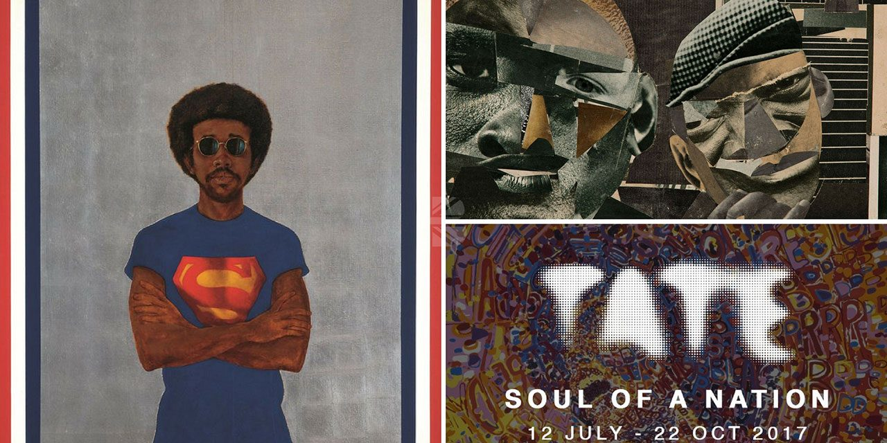 """Tate Modern Hosts """"Soul of a Nation: Art In The Age of Black Power"""" Exhibition!"""