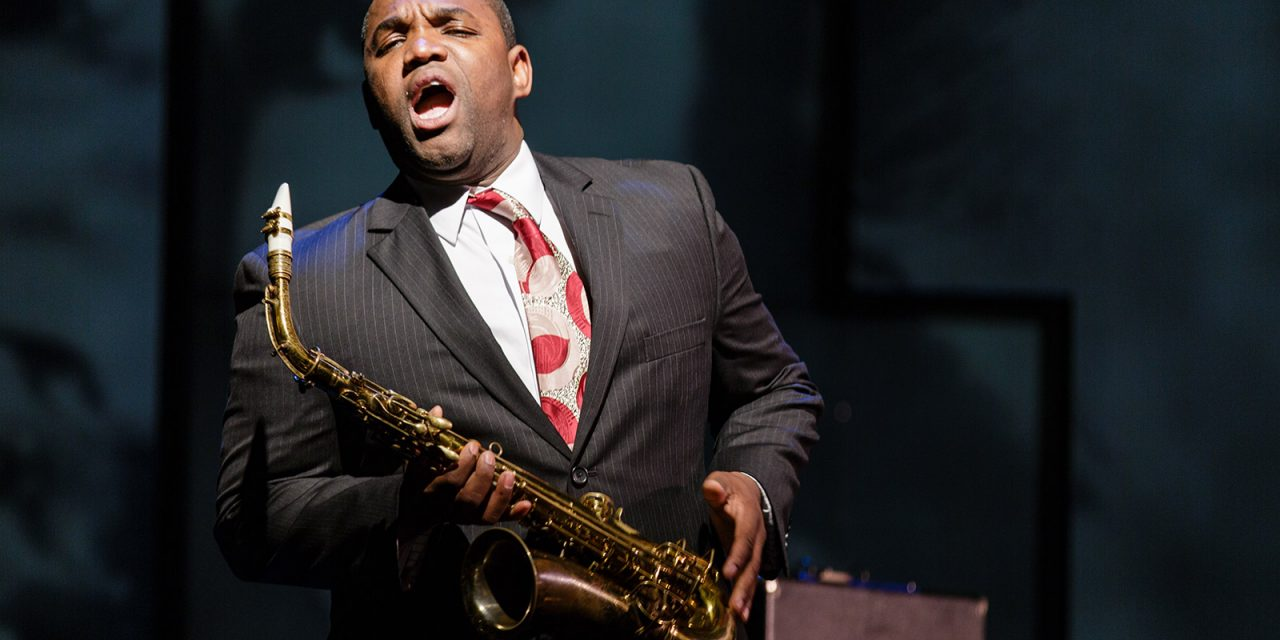 82% #OUTOF100 – Yardbird (An Homage to Charlie Parker)