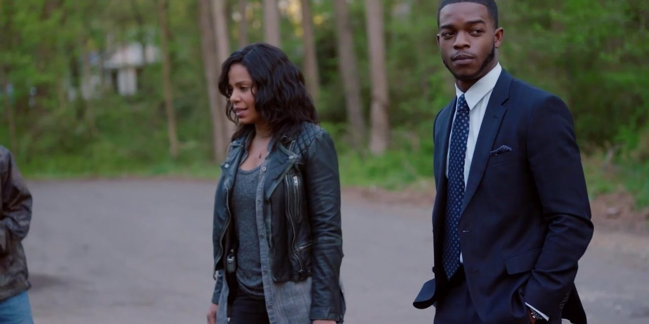 79% #OutOf100 – Shots Fired Starring Clare-Hope Ashitey & Sanaa Lathan Airs Sun 4th June