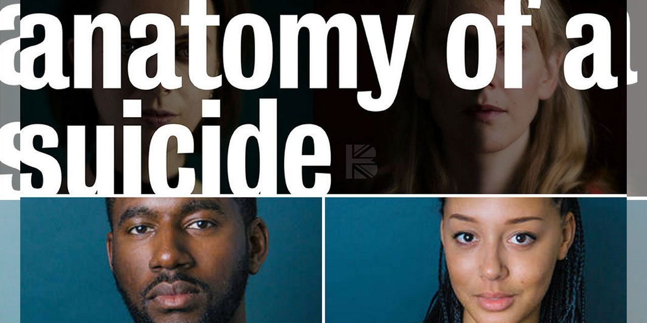 See Gershwyn Eustache Jnr & Adelle Leonce in Royal Court's Anatomy of a Suicide