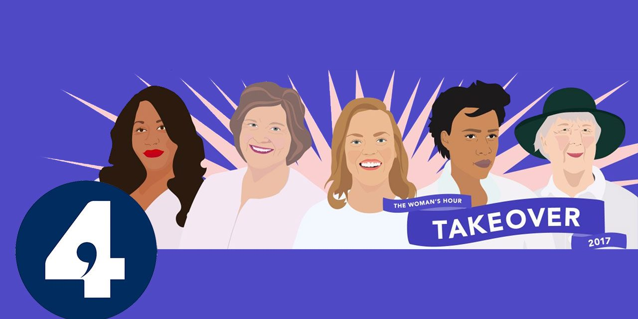 Zawe Ashton and Karen Blackett Guest Edit BBC Radio 4's Women's Hour @10am This Thursday and Friday!