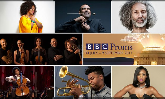 Beverley Knight, Ruby Turner, Saxophonist Shabaka Hutchings, Cellist Sheku Kanneh-Mason, Soprano Jeanine De Bique, & Chineke! At BBC Proms '17