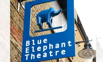 Blue Elephant Theatre 4wk Residencies Available. Deadline For Application Sunday 7th August 2017