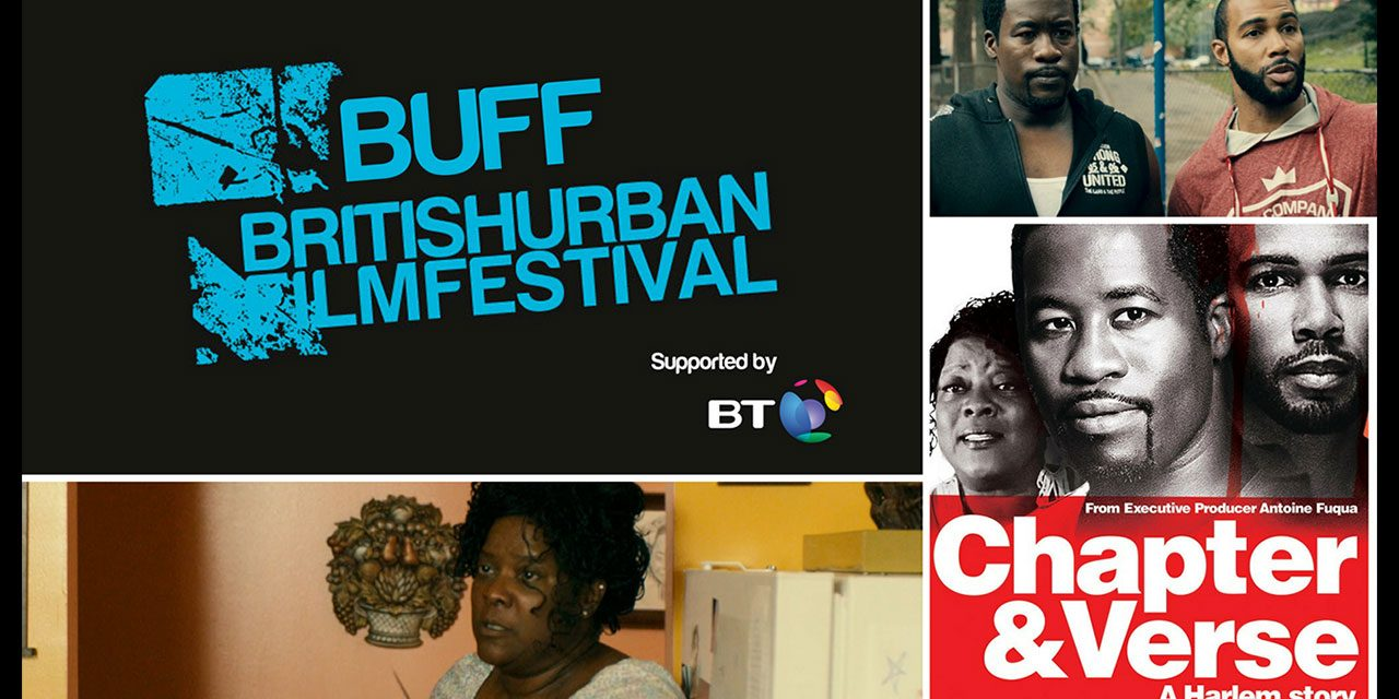 Chapter & Verse Directed by Former Black Panther and Starring Power's Omari Hardwick Premieres at 2017 BT British Urban Film Festival