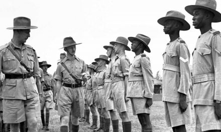 On VJ Day TBB Remembers the West African Burma Boys' Sacrifice for Empire in WWII