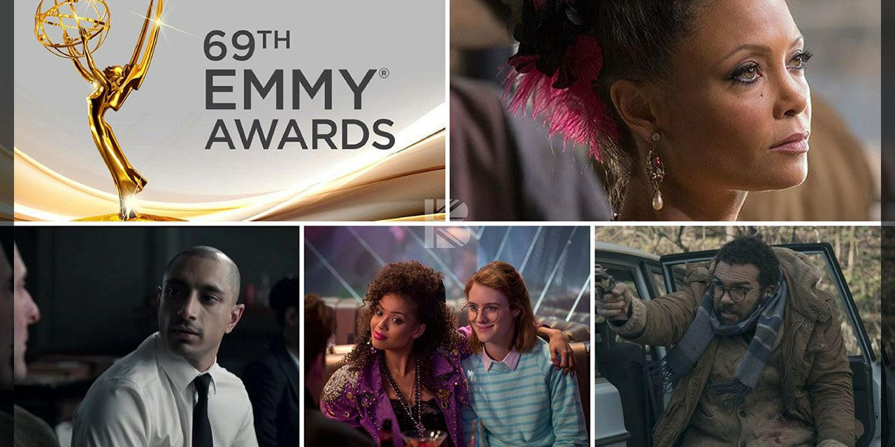 2017 Emmy Award Nominations Are in – Brits Include Riz Ahmed, Thandie Newton and More
