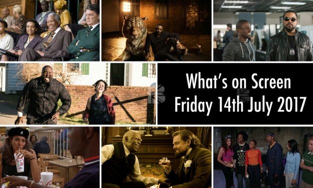 What's On Screen – Friday 14th July 2017
