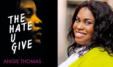 95% #OutOf100 Best of the Summer Reads 'The Hate U Give' By Angie Thomas