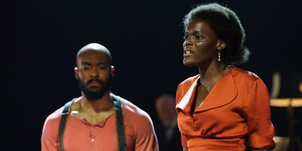 """80% #OutOf100: Shelia Atim and Arinzé Kene Showcase Impressive Musical Talent In """"Girl From The North Country,"""" Old Vic Theatre"""