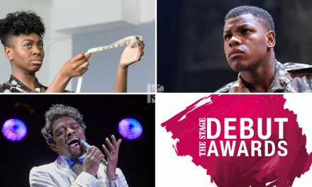 John Boyega, Miriam-Teak Lee, Adam J. Bernard and More Shortlisted for The Stage Debut Awards