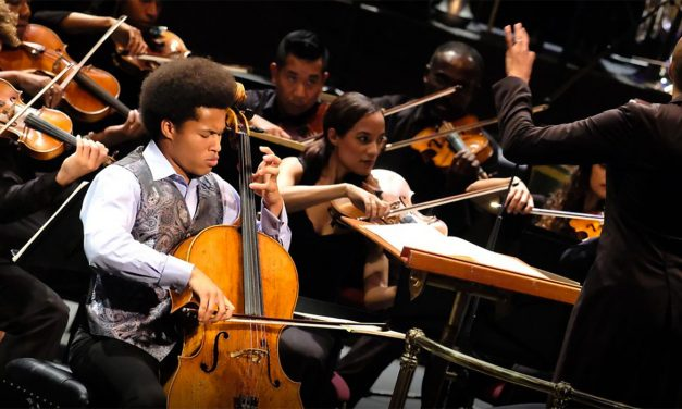 """92% #OutOf100: Sheku Kanneh-Mason and Jeanine de Bique Shine With The """"Chineke! Orchestra"""" in Prom 62"""