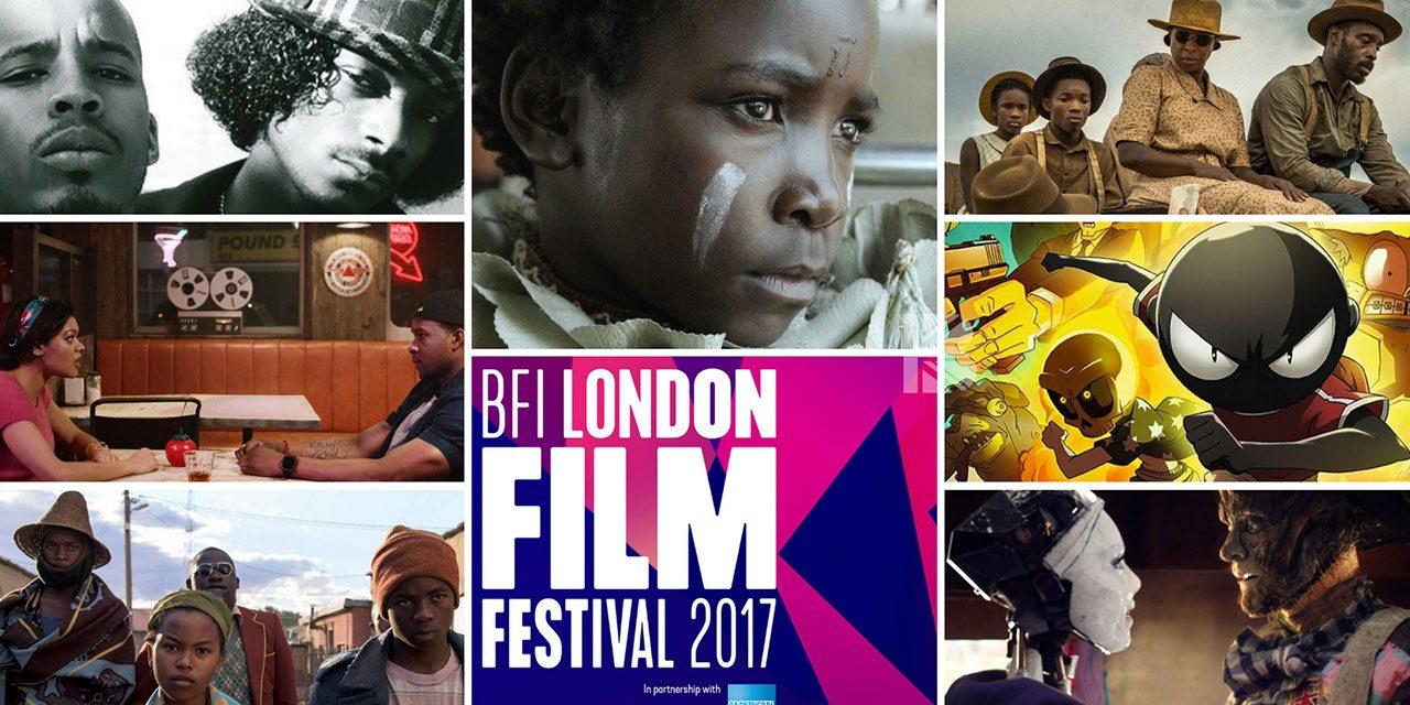 #TBBevents 2017 BFI London Film Festival Schedule! British Black Shorts Filmmakers Shine Through