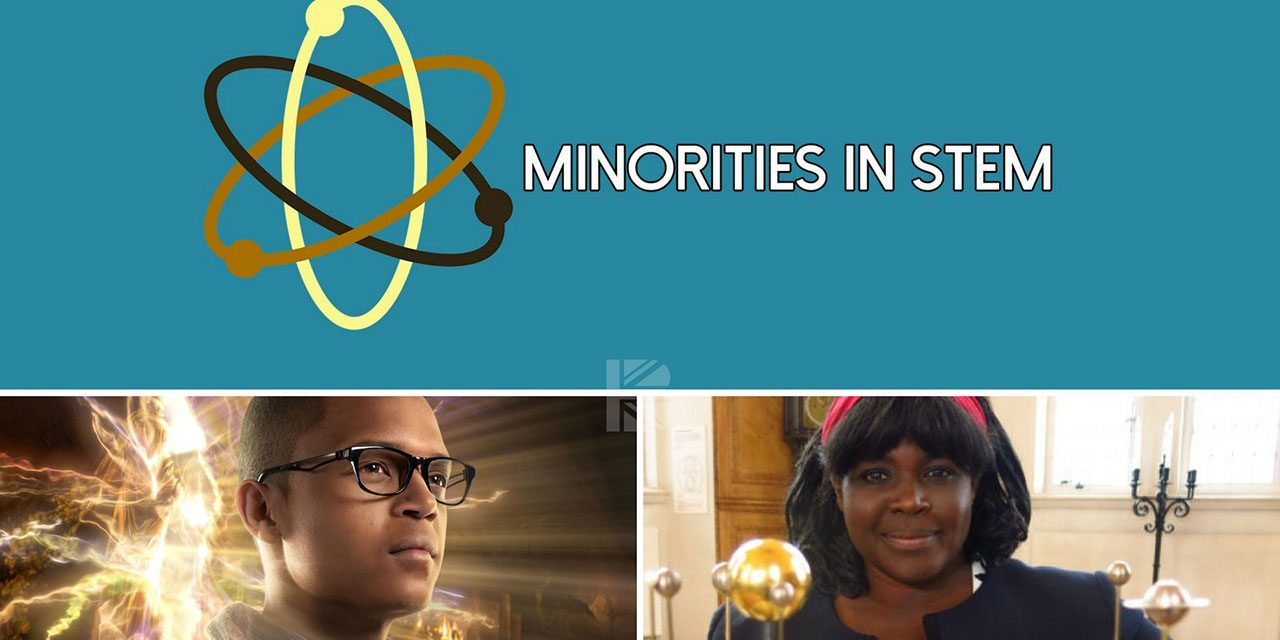 Minorities in STEM and The Arts Could Inspire The Next Scientific Superstars!