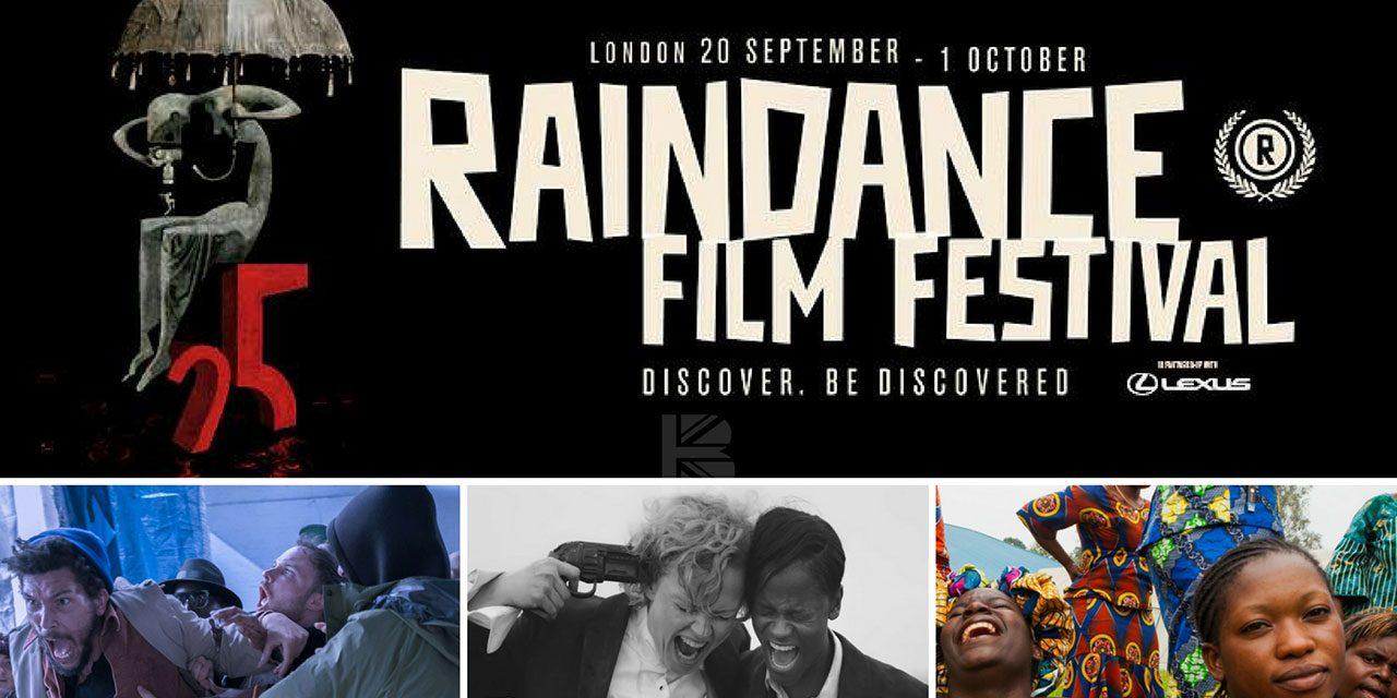 #TBBevents – London's 2017 Raindance Film Festival Runs from Sept 20th – Oct 1st