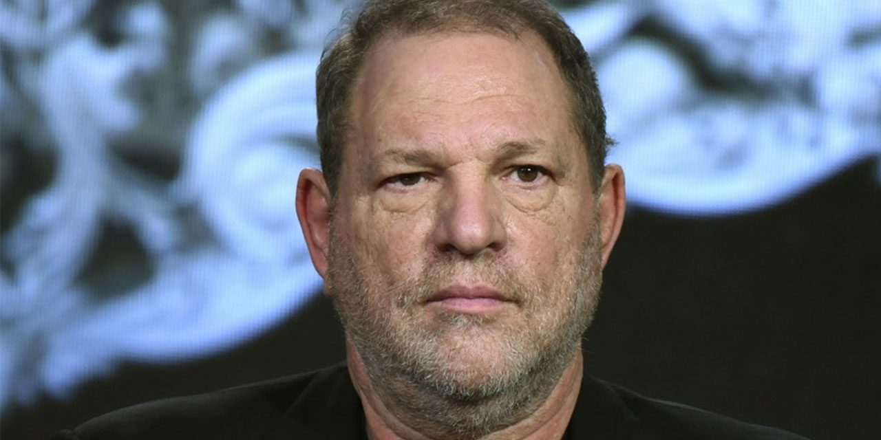 BFI Issues a Statement Withdrawing the Harvey Weinstein BFI Fellowship