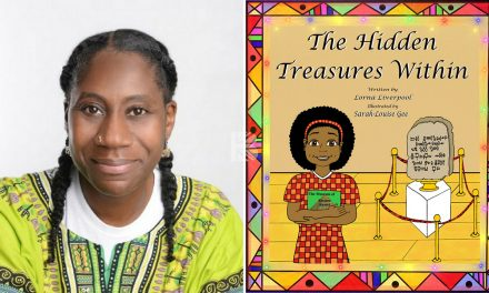 #TBB10 – With Author Lorna Liverpool and her hidden treasures