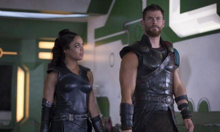 85% #OutOf100: Thor: Ragnarok is Silly, Over the Top and Really Quite Good.
