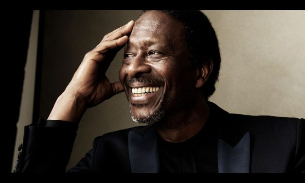 The British Blacklist 2017 Legend Honour Goes to Honorary Brit Clarke Peters