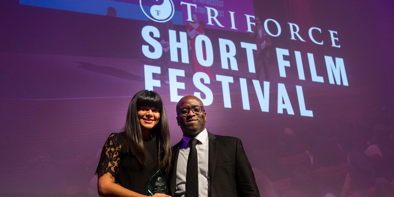 TriForce Short Film Festival Announces Best Of The Fest Award 2017